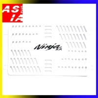 harga Variasi Tutup Radiator Aksesoris Motor Kawasaki Ninja Rr White Tokopedia.com