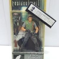 Neca Resident Evil 10th Anniversary - Chris Redfield
