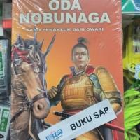 Buku Novel Oda Nobunaga 4 Ky