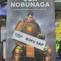 Buku Novel Oda Nobunaga 5 ky
