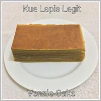 Jual Kue Lapis Legit Palembang 1/2 Loyang Murah