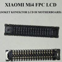 Jual jaz- Xiaomi Mi4 Socket Lcd Fpc Connector 34 pin On Motherboard Murah