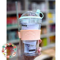 Jual starbucks fiona waterbottle/ starbucks korea summer / original / mug Murah