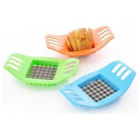Jual Potato Cutter / Pemotong Kentang - Orange Murah
