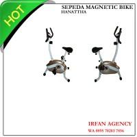 Sepeda Statis Hanatha / Magnetic Bike / Sepeda Statis / Grosir Fitnes