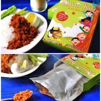 Jual Abon Kidz Non MSG Abon Tuna & Lele Untuk Balita / Anak-Anak 90gr Murah