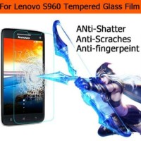 Jual Anti Gores Screen Protector Tempered Glass Lenovo Vibe X S960 Murah