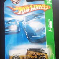 Hot Wheels Thunt / Treasure Hunt 2008 Qombee VW bus
