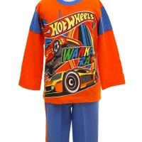 Baju Tidur Anak / Piyama Pja 010617 Hot Wheels