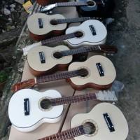 Jual Gitar mini akustik doremi custom murah (Khusus gojek) Murah