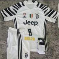 Jual Jersey Juventus 3rd 16/17 - Satu Set ( jersey + celana + kaos kaki ) Murah