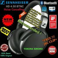 Jual Sennheiser HD 4.50 BTNC Bluetooth Headphones With Noise Cancellation Murah