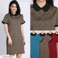 Jual Whirva Square Bodycon Mini Dress Murah