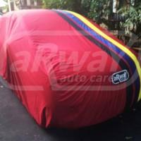 Jual Cover Mobil Terios outdoor 2 layer, 3 stripping Murah