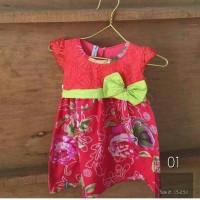 Jual Brokat Dress Anak 2T Murah