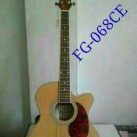 Jual Gitar Akustik Scorpion FG-068CE (eq. elec) (import) Murah
