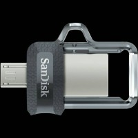 Jual SANDISK FLASHDISK USB OTG m3.0 16GB /UP TO 150 MB/S DUAL USB DRIVE m3. Murah