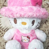 Jual Boneka Hello Kitty (Like New) Murah