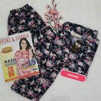 Jual Baju Tidur Wanita CP Katun Jepang Gold