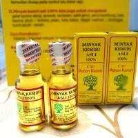Jual Minyak Kemiri Asli 100% CAP Pohon Kemiri/Untuk Rambut Rontok&Ketombean Murah