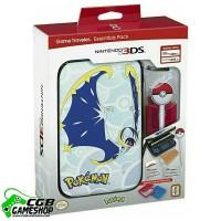Jual 3DS/XL Pokemon Sun & Moon Starter Kit Lunala with PokeBall Stylus Murah