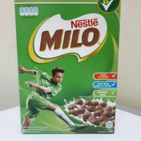 Milo balls cereal