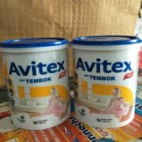 Cat Tembok AVITEX 1KG / Tersedia Warna