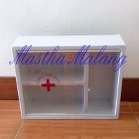 Jual Almari Kotak Obat P3K Maspion MK11 Murah