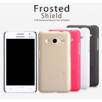 Jual Nillkin Super Frosted Shield - Samsung Galaxy Core 2 (G355H) Black Murah