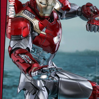 Jual HOT TOYS IRON MAN MARK 47 XLVII SPIDERMAN HOMECOMING HT MMS427D19 Murah