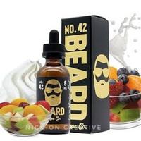 Jual BEARD 42 USA Premium Liquid Rokok Electric 60ml Murah