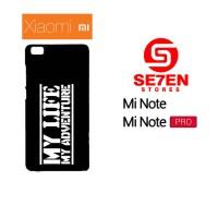 Casing HP Xiaomi Mi Note, Mi Note Pro my life wide 2 Custom Hardcase