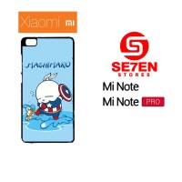 Casing HP Xiaomi Mi Note, Mi Note Pro mashimaro 2 Custom Hardcase