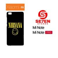 Casing HP Xiaomi Mi Note, Mi Note Pro nirvana 2 Custom Hardcase