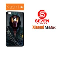 Casing HP Xiaomi Mi Max Spiderman Wallpaper Full HD Custom Hardcase