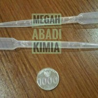 Pipet Tetes plastik / Ukuran 3 ml