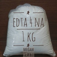 EDTA Teknis / EDTA-4Na / Vitamin Aki / BASF : TRILON-B / 1 Kg
