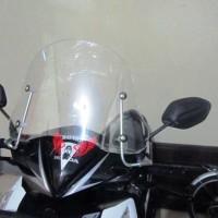 Jual WINDSHIELD/VISOR MOTOR BEBEK DAN MOTOR MATIC PENDEK UNIVERSAL Murah