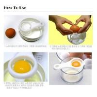 Jual alat pemisah putih dan kuning telor , egg separator Murah