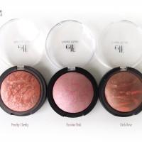 ELF Baked Blush [Peachy Cheeky/Rich Rose/Pinktastic]