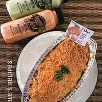 Vale's Recipes Macaroni Panggang (Macaroni Schotel) Medium Size