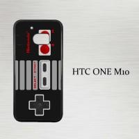 Casing Hp HTC One M10 Classic Nintendo Controller  X4373