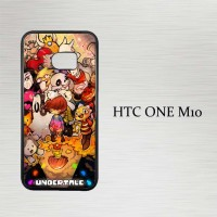 Casing Hp HTC One M10 Undertale All Character X4165