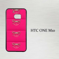Casing Hp HTC One M10 Kate Spade New York Pink X4217