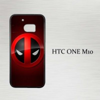 Casing Hp HTC One M10 marvel comic deadpool  X4309
