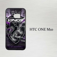 Casing Hp HTC One M10 Los Angeles Kings X4223
