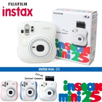 Jual Fujifilm Instax Mini 25 Murah