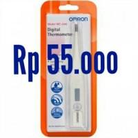 Jual omron digital thermometer mc 246 limited Murah