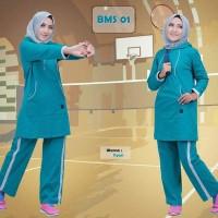 Baju Olahraga Muslimah Syar`i