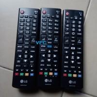 Jual Remot Remote TV LCD LED LG AKB Original Murah